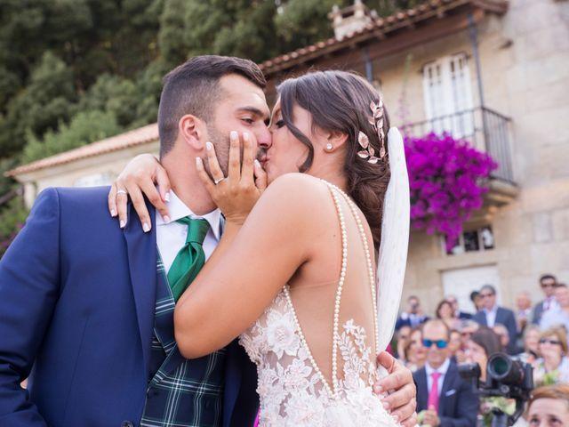 La boda de Andrea y Iván en Bueu (Meiro), Pontevedra 47