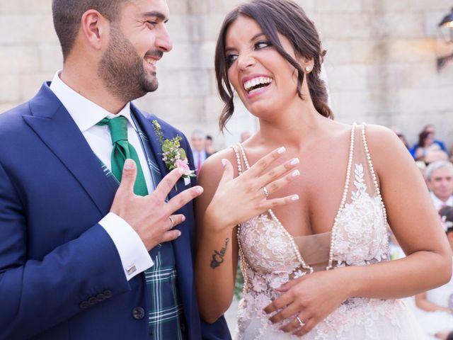La boda de Andrea y Iván en Bueu (Meiro), Pontevedra 48