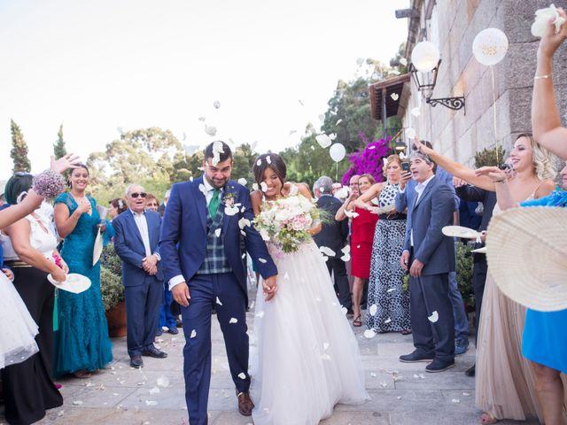 La boda de Andrea y Iván en Bueu (Meiro), Pontevedra 50
