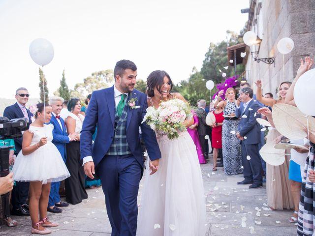 La boda de Andrea y Iván en Bueu (Meiro), Pontevedra 51