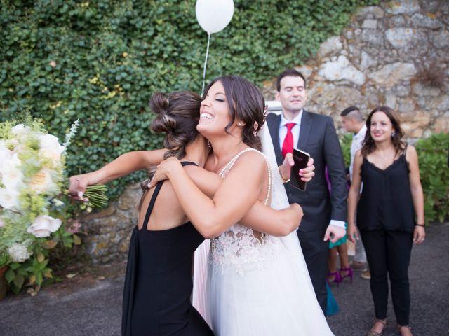 La boda de Andrea y Iván en Bueu (Meiro), Pontevedra 54