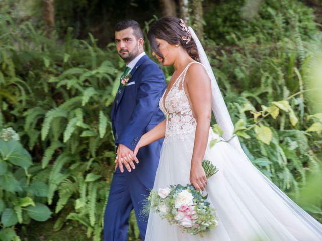 La boda de Iván y Andrea