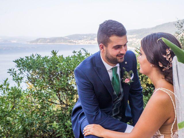 La boda de Andrea y Iván en Bueu (Meiro), Pontevedra 56