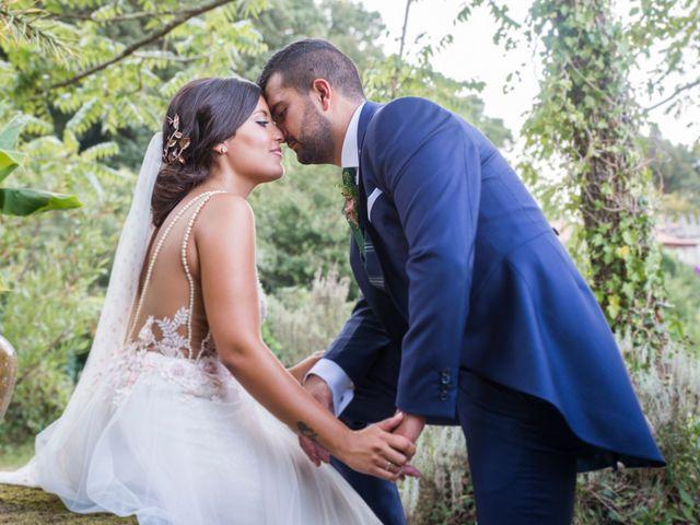 La boda de Andrea y Iván en Bueu (Meiro), Pontevedra 57
