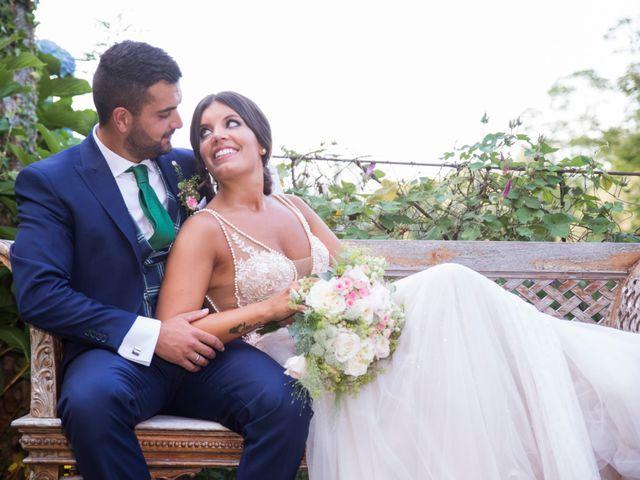 La boda de Andrea y Iván en Bueu (Meiro), Pontevedra 60
