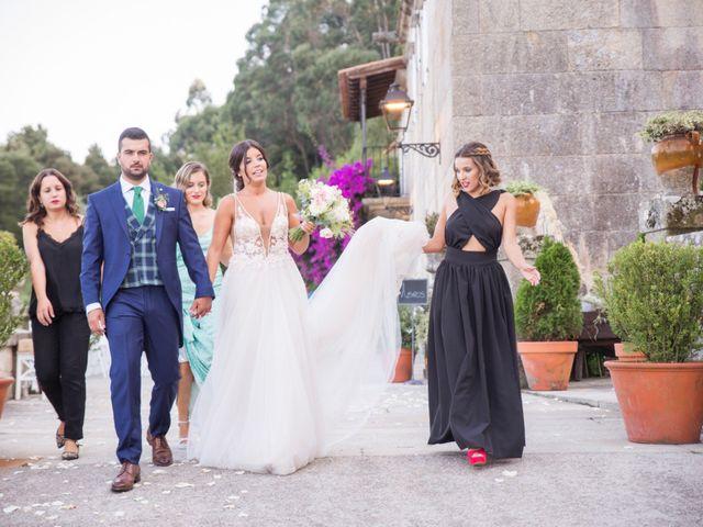 La boda de Andrea y Iván en Bueu (Meiro), Pontevedra 61