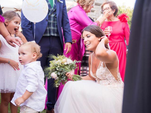 La boda de Andrea y Iván en Bueu (Meiro), Pontevedra 63