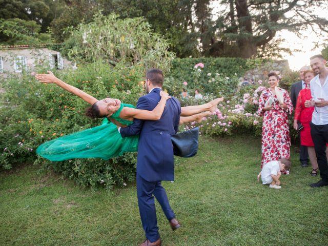 La boda de Andrea y Iván en Bueu (Meiro), Pontevedra 65