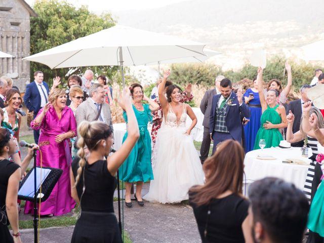 La boda de Andrea y Iván en Bueu (Meiro), Pontevedra 66