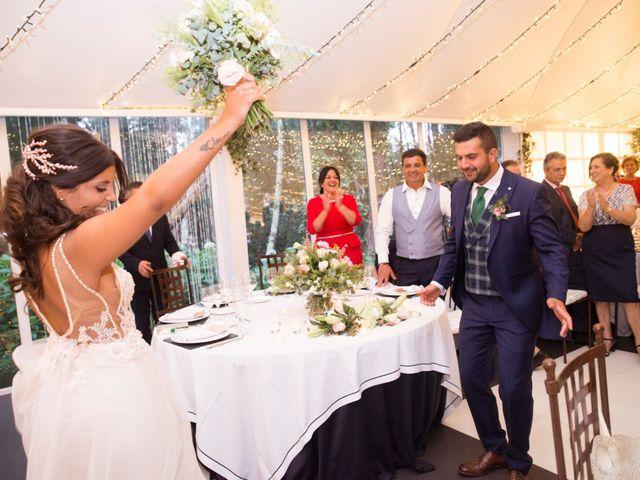 La boda de Andrea y Iván en Bueu (Meiro), Pontevedra 70