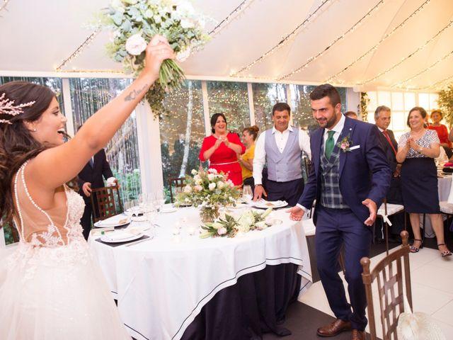 La boda de Andrea y Iván en Bueu (Meiro), Pontevedra 71
