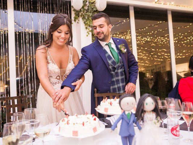 La boda de Andrea y Iván en Bueu (Meiro), Pontevedra 75