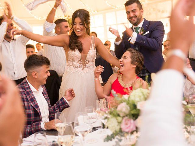 La boda de Andrea y Iván en Bueu (Meiro), Pontevedra 76