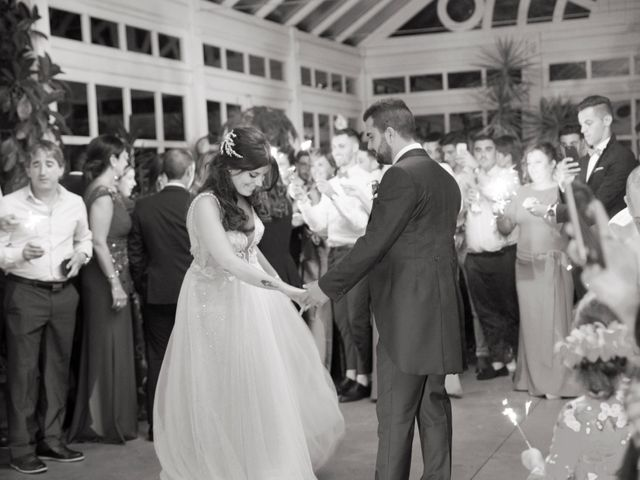 La boda de Andrea y Iván en Bueu (Meiro), Pontevedra 81