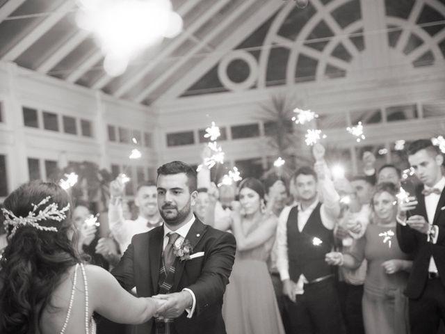 La boda de Andrea y Iván en Bueu (Meiro), Pontevedra 82
