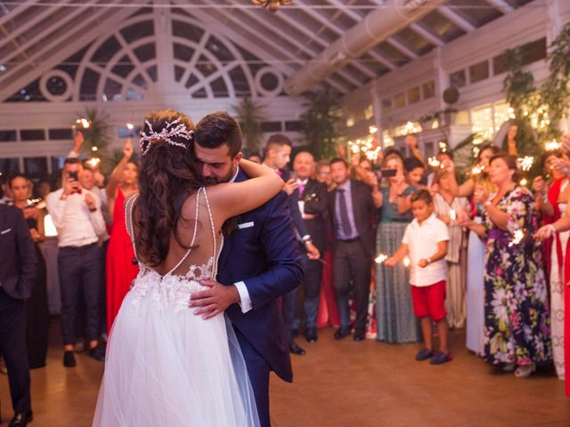 La boda de Andrea y Iván en Bueu (Meiro), Pontevedra 83