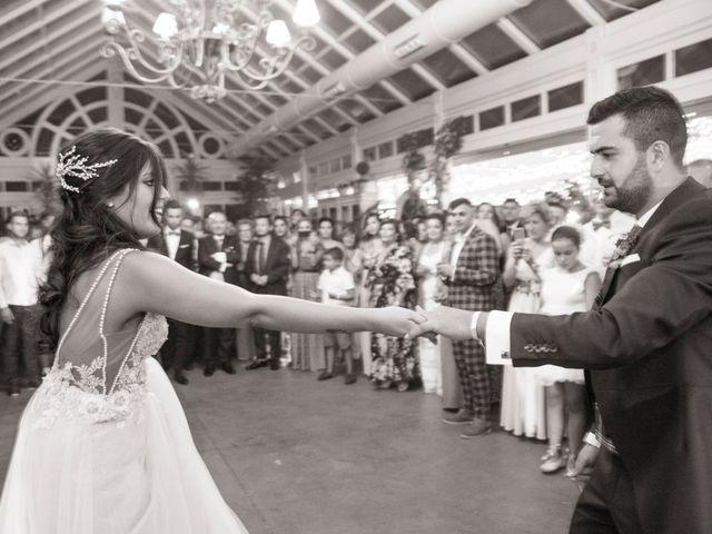 La boda de Andrea y Iván en Bueu (Meiro), Pontevedra 87