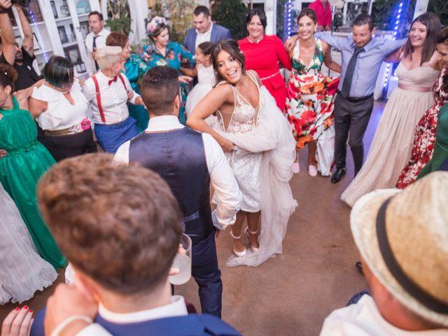 La boda de Andrea y Iván en Bueu (Meiro), Pontevedra 93