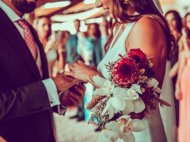 La boda de Nacho y Tania en El Cabo De Gata, Almería 2