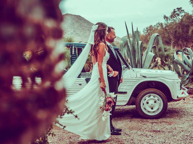 La boda de Nacho y Tania en El Cabo De Gata, Almería 16