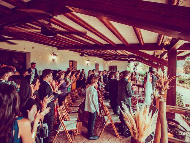 La boda de Nacho y Tania en El Cabo De Gata, Almería 17