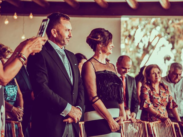 La boda de Nacho y Tania en El Cabo De Gata, Almería 19