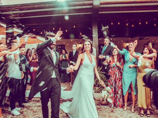 La boda de Nacho y Tania en El Cabo De Gata, Almería 23