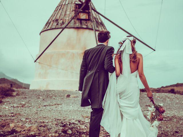 La boda de Nacho y Tania en El Cabo De Gata, Almería 25