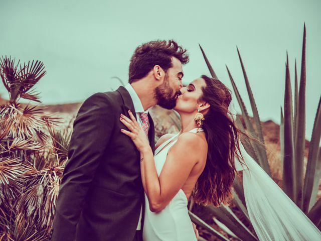 La boda de Nacho y Tania en El Cabo De Gata, Almería 27