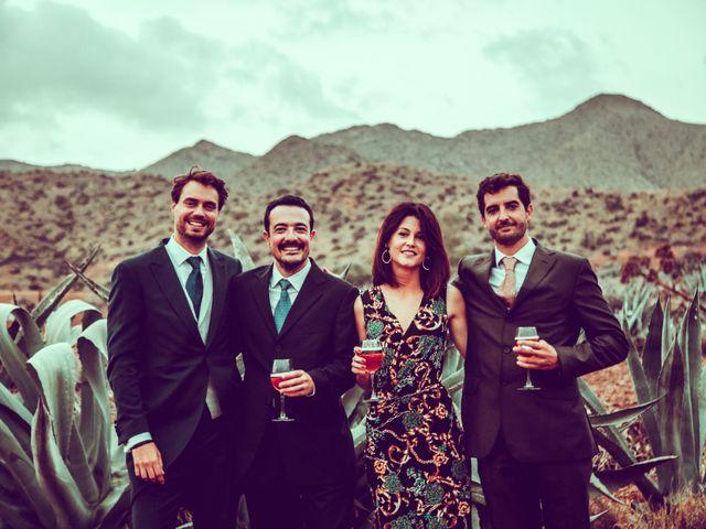 La boda de Nacho y Tania en El Cabo De Gata, Almería 29