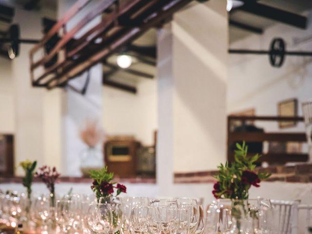 La boda de Nacho y Tania en El Cabo De Gata, Almería 32