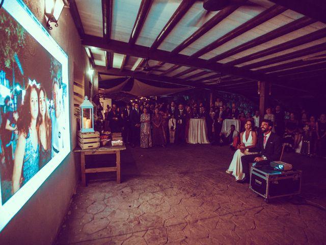 La boda de Nacho y Tania en El Cabo De Gata, Almería 36