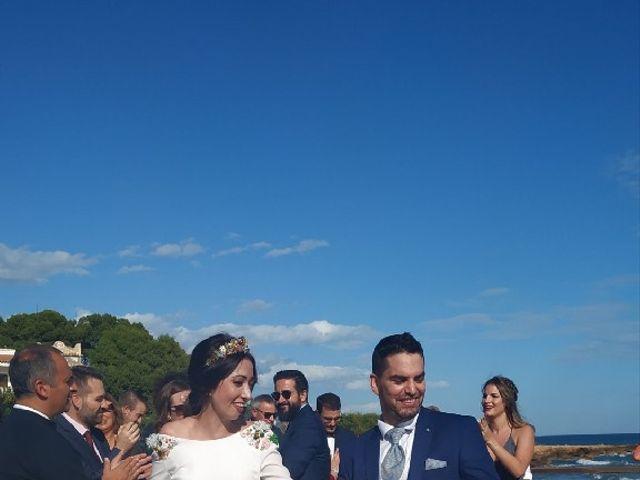 La boda de Adrián y Estefanía en Alcalà De Xivert, Castellón 2