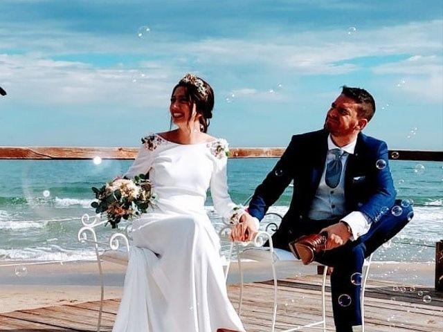 La boda de Adrián y Estefanía en Alcalà De Xivert, Castellón 6