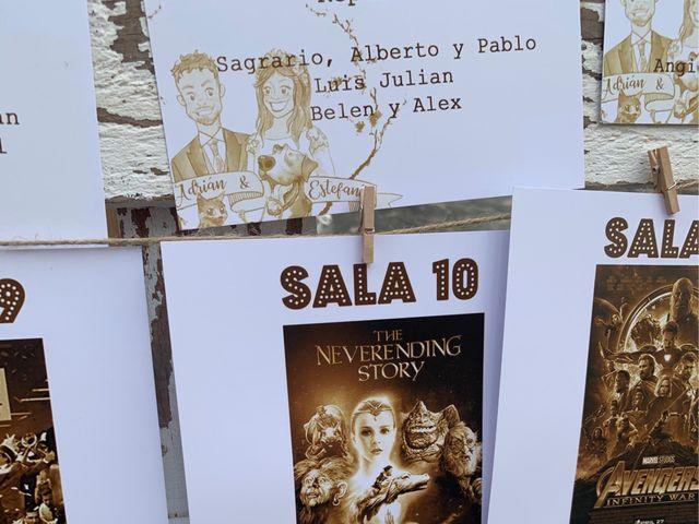 La boda de Adrián y Estefanía en Alcalà De Xivert, Castellón 7
