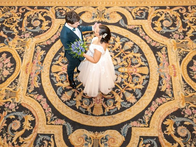 La boda de Jorge y Nadia