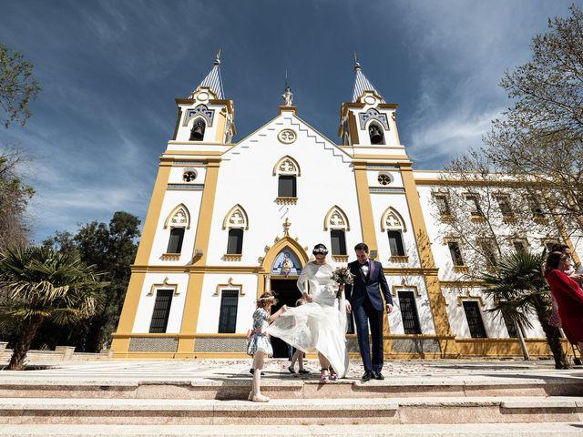La boda de Manuel y Valme en Carmona, Sevilla 20
