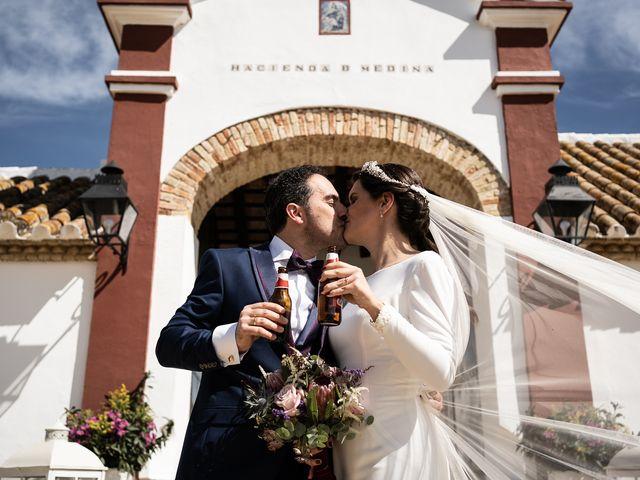 La boda de Manuel y Valme en Carmona, Sevilla 21