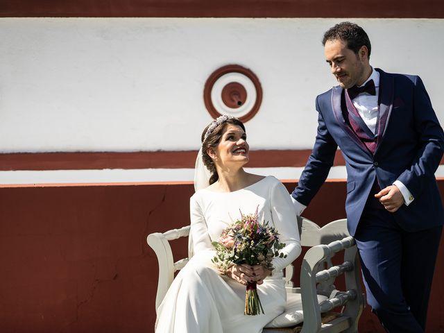 La boda de Valme y Manuel