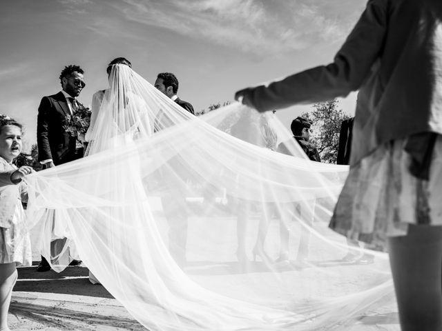 La boda de Manuel y Valme en Carmona, Sevilla 4