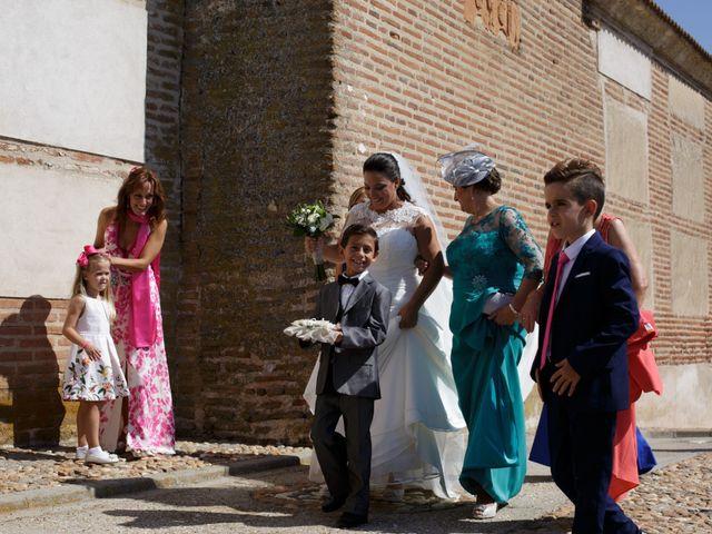 La boda de Sonia y Rubén en Peñaranda De Bracamonte, Salamanca 6