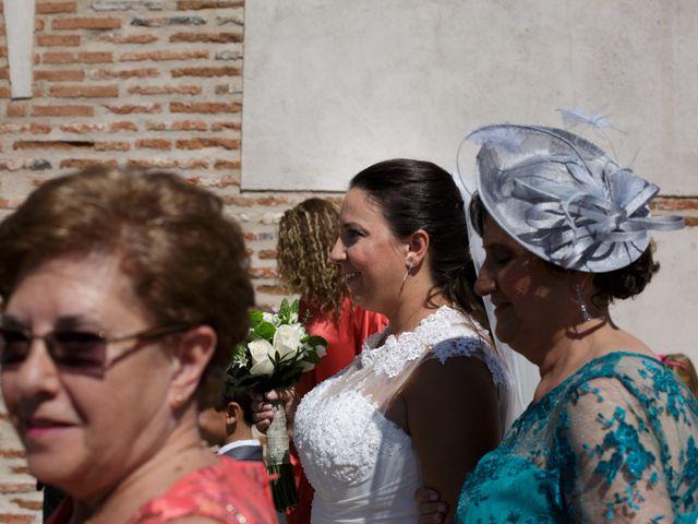 La boda de Sonia y Rubén en Peñaranda De Bracamonte, Salamanca 8