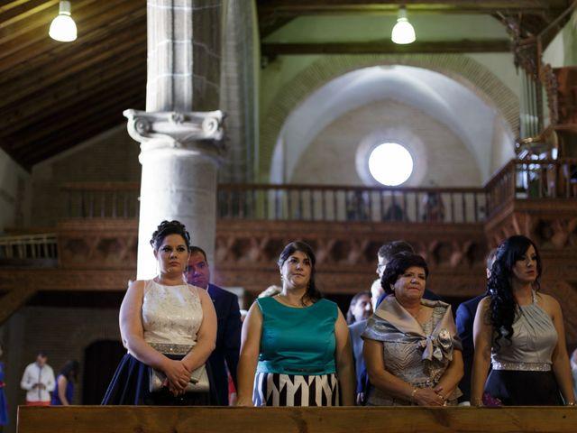 La boda de Sonia y Rubén en Peñaranda De Bracamonte, Salamanca 12