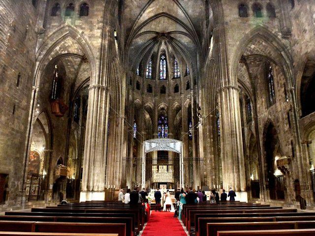 La boda de Silvia y Albert en Lloret De Mar, Girona 1