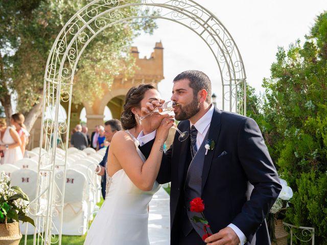 La boda de Javi y Sara en Zaragoza, Zaragoza 6