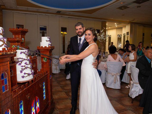 La boda de Javi y Sara en Zaragoza, Zaragoza 10