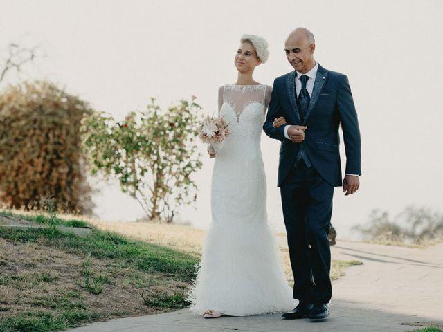 La boda de Dani y Guada en Talayuela, Cáceres 14