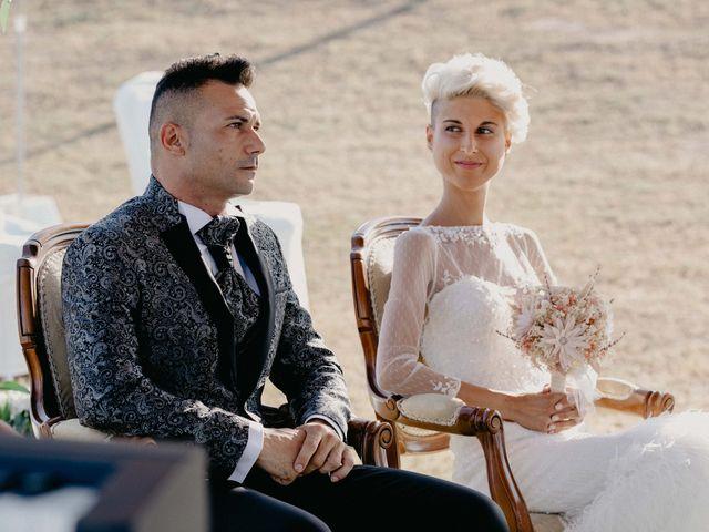 La boda de Dani y Guada en Talayuela, Cáceres 20