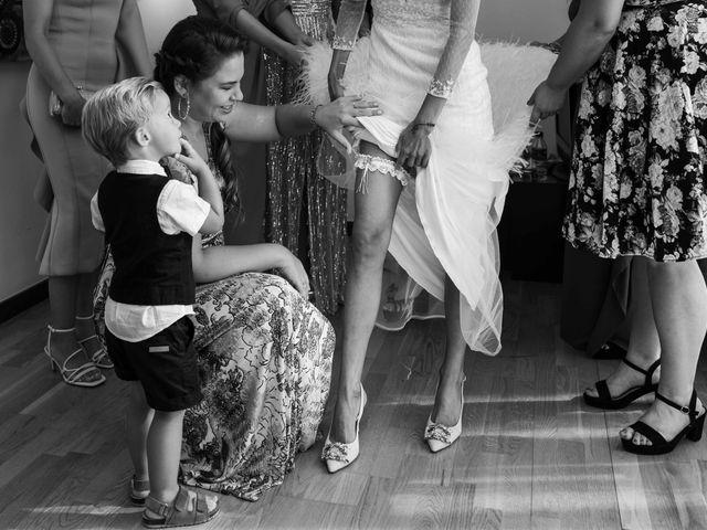 La boda de Dani y Guada en Talayuela, Cáceres 11