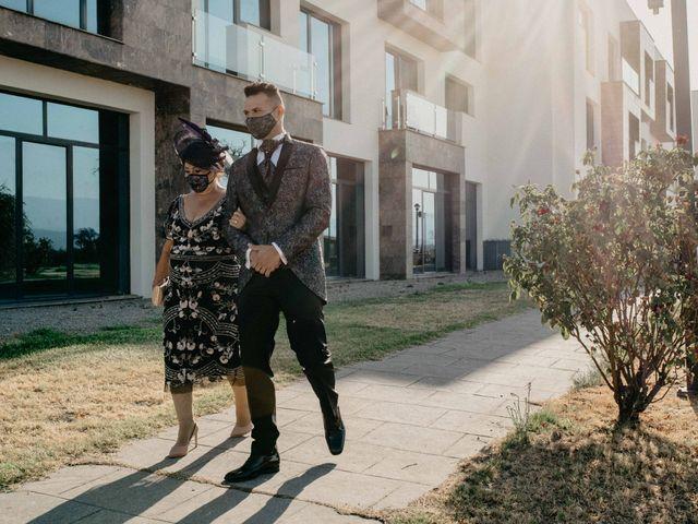 La boda de Dani y Guada en Talayuela, Cáceres 18